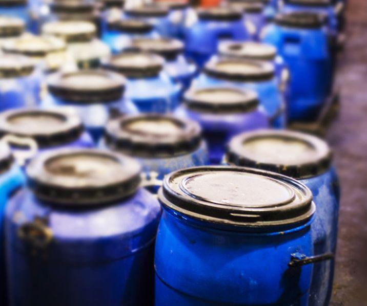 Extracción de aceite de residuos oleosos y subproductos